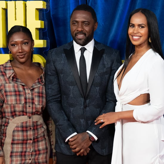 Idris Elba Brings Family to the Harder They Fall Premiere