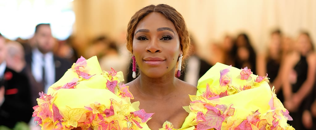 Serena Williams Donating Face Masks to Underserved Schools