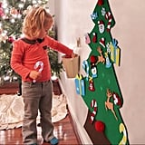The Kids DIY Felt Christmas Tree