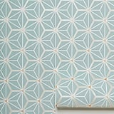 Lulu and Georgia Starburst Hexagon Wallpaper by Taylor Sterling