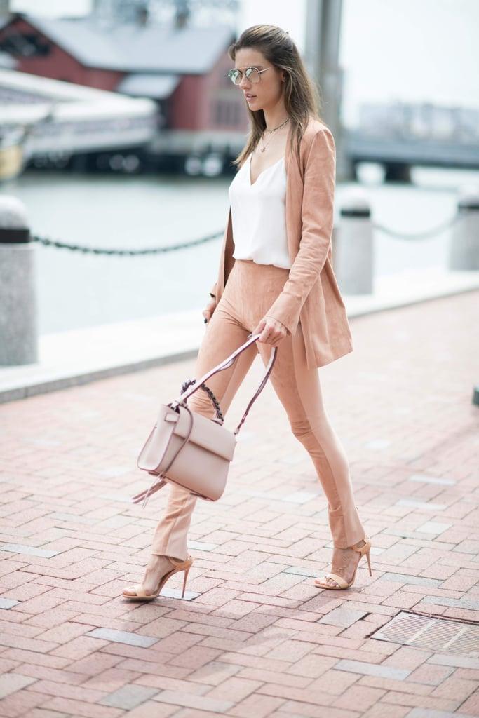 Alessandra Ambrosio's Best Street Style Ever