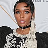 Janelle Monáe With a Pixie Cut