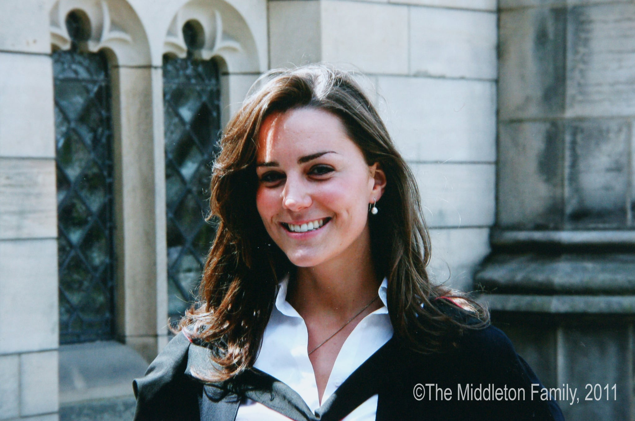 kate smiled after graduating from st andrews university in kate smiled after graduating from st andrews university in scotland