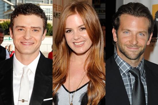 Casting News: Isla Fisher in Desperados, Bradley Cooper in Dark Fields, and Justin Timberlake as Boo Boo