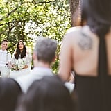 Hannah and Amy's Whimsical Garden-Party Wedding