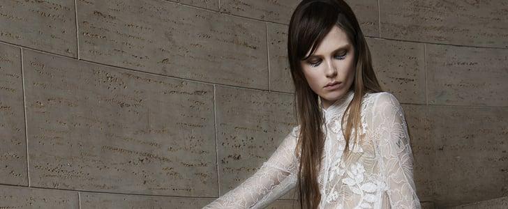 vera wang bridal spring 2015 pictures popsugar fashion. Black Bedroom Furniture Sets. Home Design Ideas
