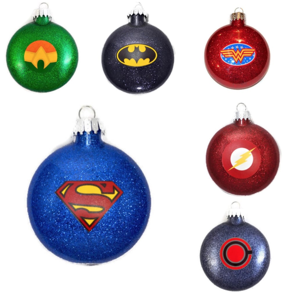 Christmas Ornaments | Gifts For Justice League Fans | POPSUGAR ...