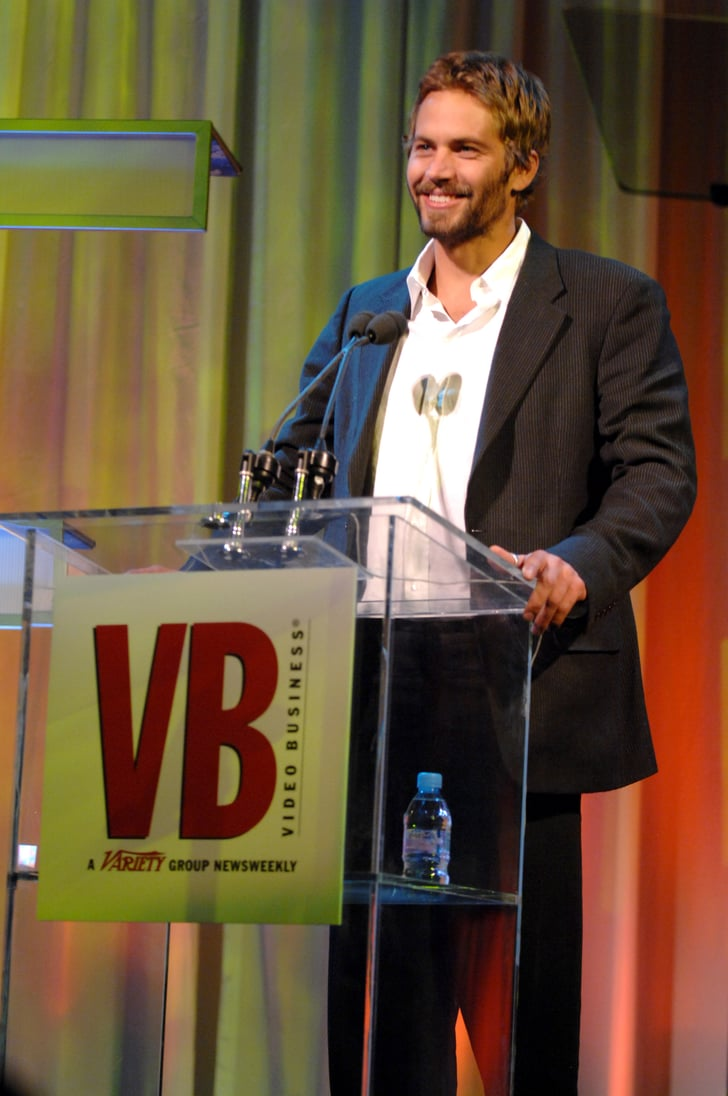 He spoke on stage at the Video Business Hall of Fame event ...
