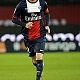 David Beckham Playing His Final Soccer Game Picture