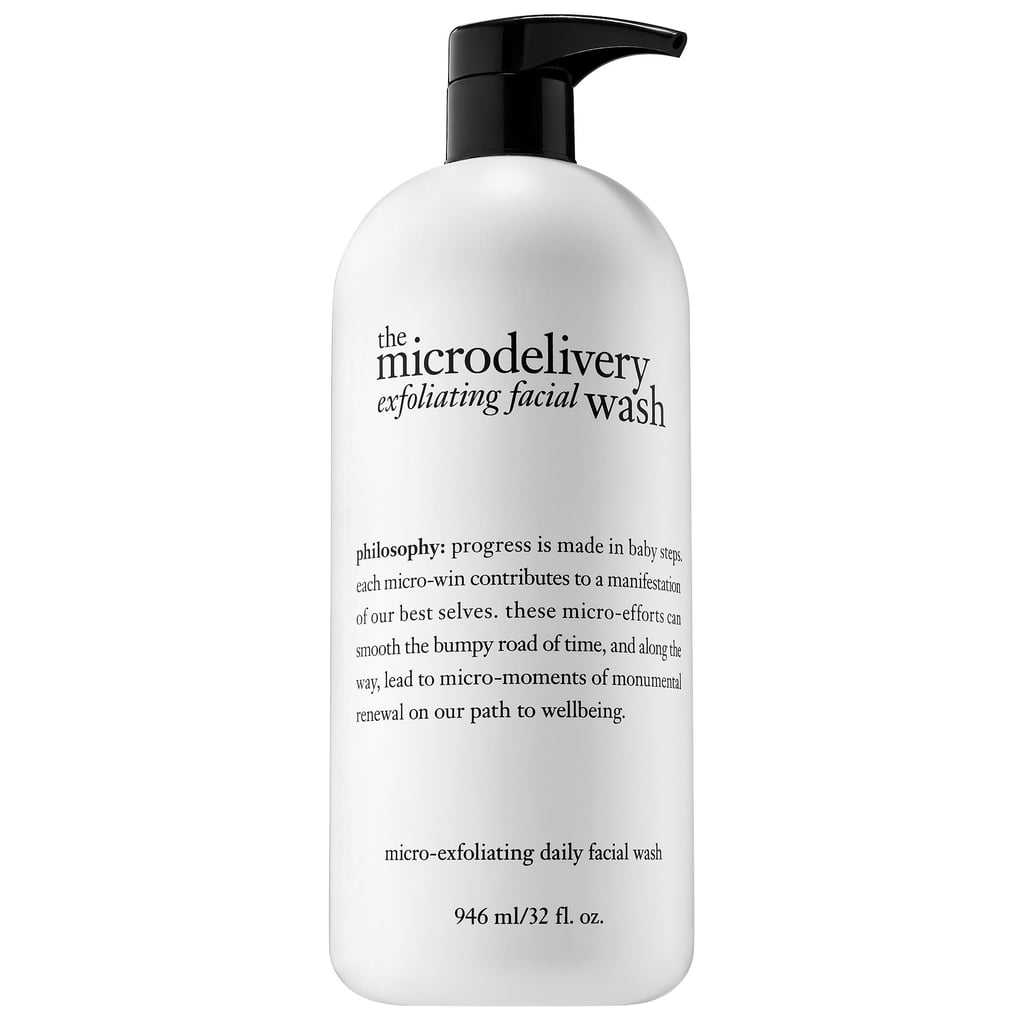 Philosophy The Microdelivery Exfoliating Wash 8 oz, 50 percent off ($14, originally $28)