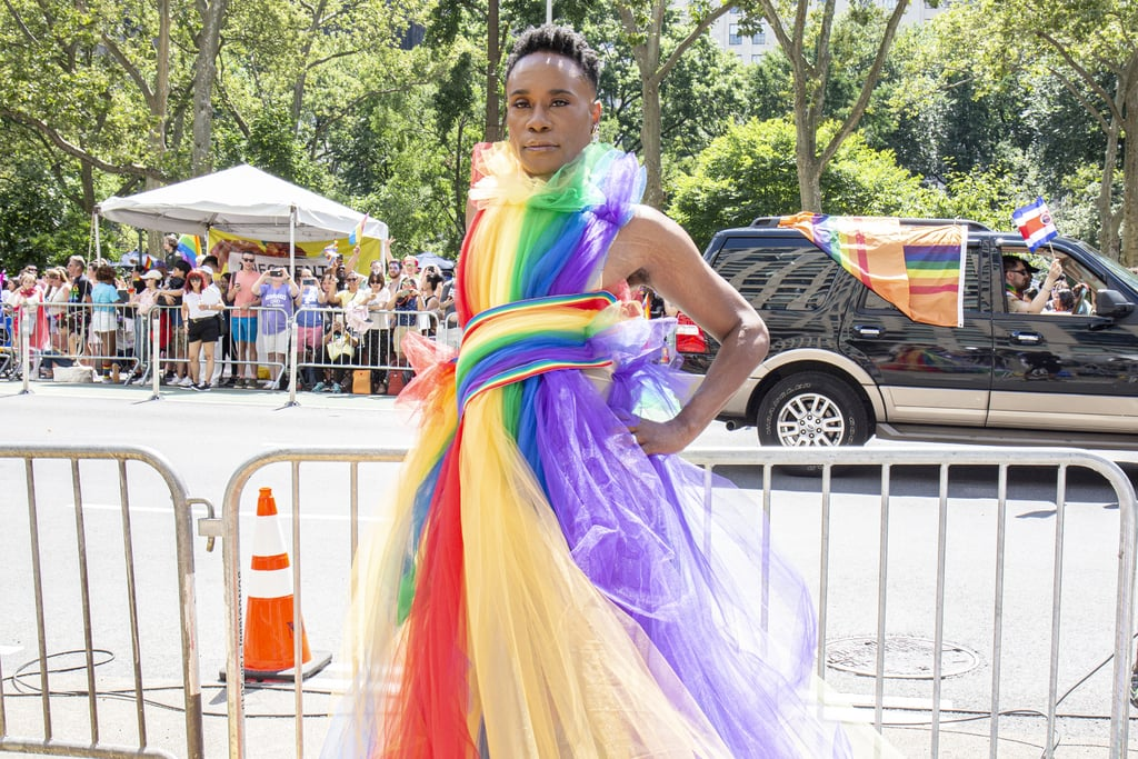 Billy Porter Pride Dress by Christian Siriano 2019