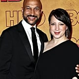 Keegan-Michael Key and Elisa Pugliese