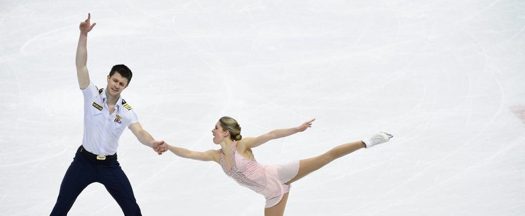 How Is Figure Skating Scored? Here's a Handy Breakdown