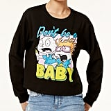 Rugrats Don't Be a Baby Sweatshirt ($34)