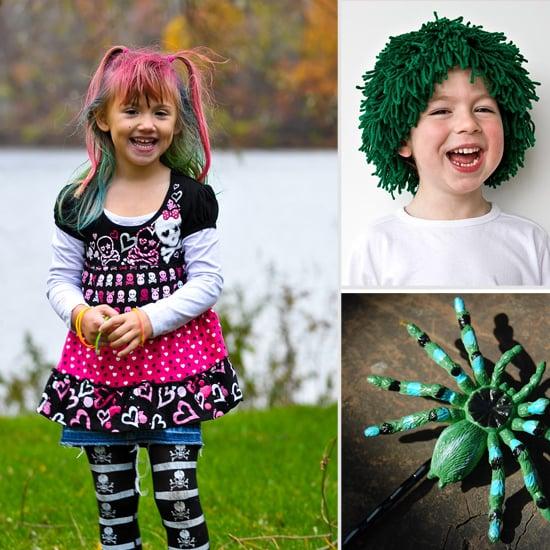 Hair-Raising Halloween Hair Ideas For Kids of All Ages