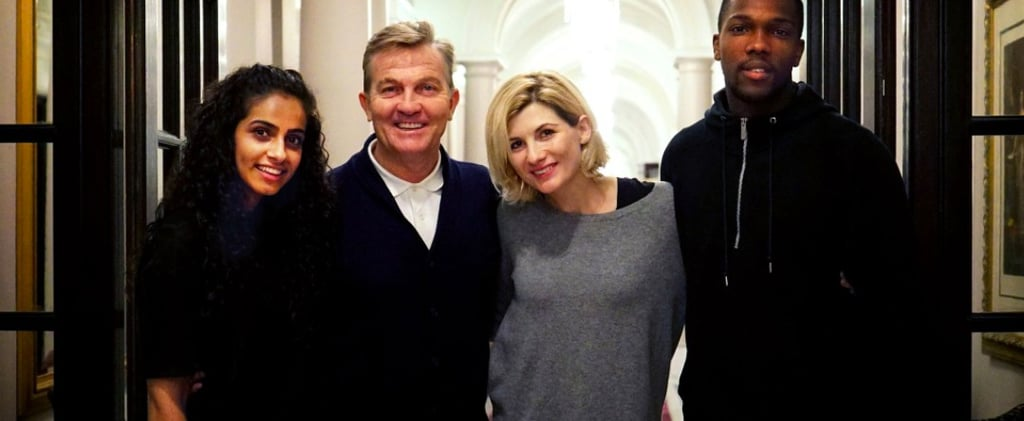 Meet the New Doctor Who Companions: Mandip Gill, Bradley Walsh, and Tosin Cole