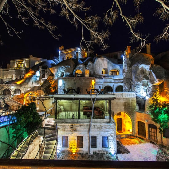 Gamirasu Cave Hotel in Turkey