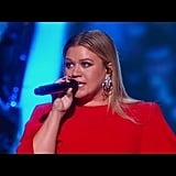 "Kelly Clarkson Performs a Rendition of Reba McEntire's ""Fancy"""