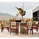 Camas Outdoor Wood Chair