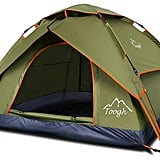 Toogh 3 Person Camping Tent Backpacking Tents