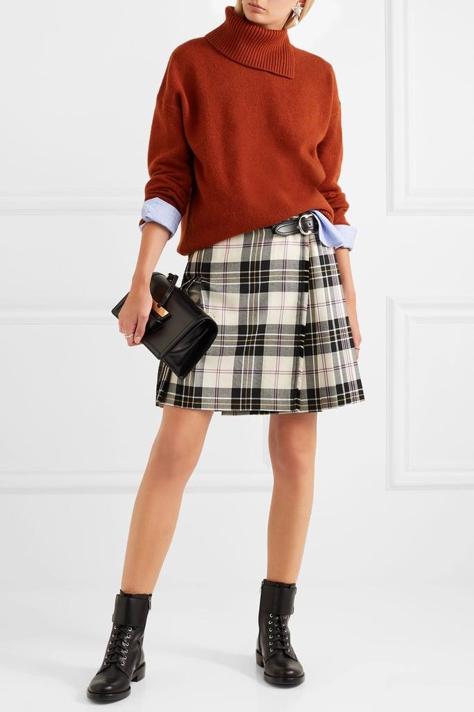 7f0cdef52368 Best Wool Skirts | POPSUGAR Fashion