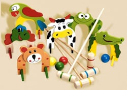 Toy Box: Animal Croquet