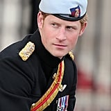 PIctured: Prince Harry.
