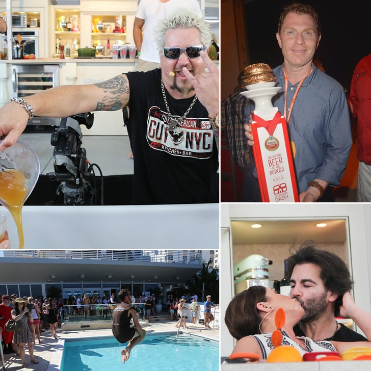 Parting Shots From the South Beach Wine and Food Festival