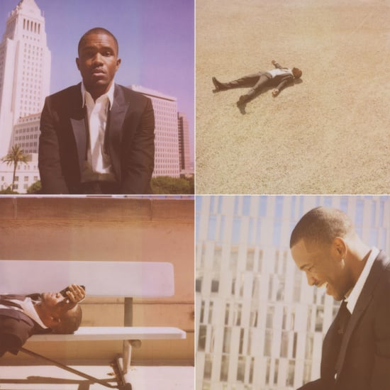 Frank Ocean Band of Outsiders Polaroids | Pictures
