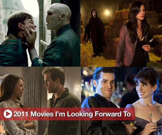 2011 Movie Preview Featuring Breaking Dawn and Harry Potter and the Deathly Hallows Part II