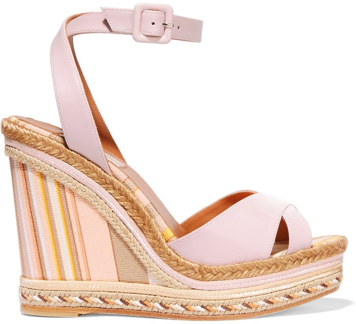 Valentino Espadrille Sandals ($595)