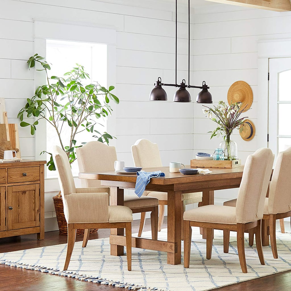 Stone Beam Parson Farmhouse Dining Room Kitchen Chairs Best Stone And Beam Furniture From Amazon Popsugar Home Uk Photo 10