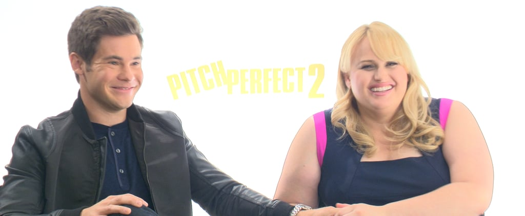 Rebel Wilson and Adam DeVine Pitch Perfect Interview | Video