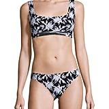 Mouillé Swim Squareneck Bikini Set