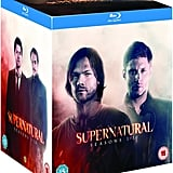 Supernatural: Seasons 1-10 on Blu-ray ($100)