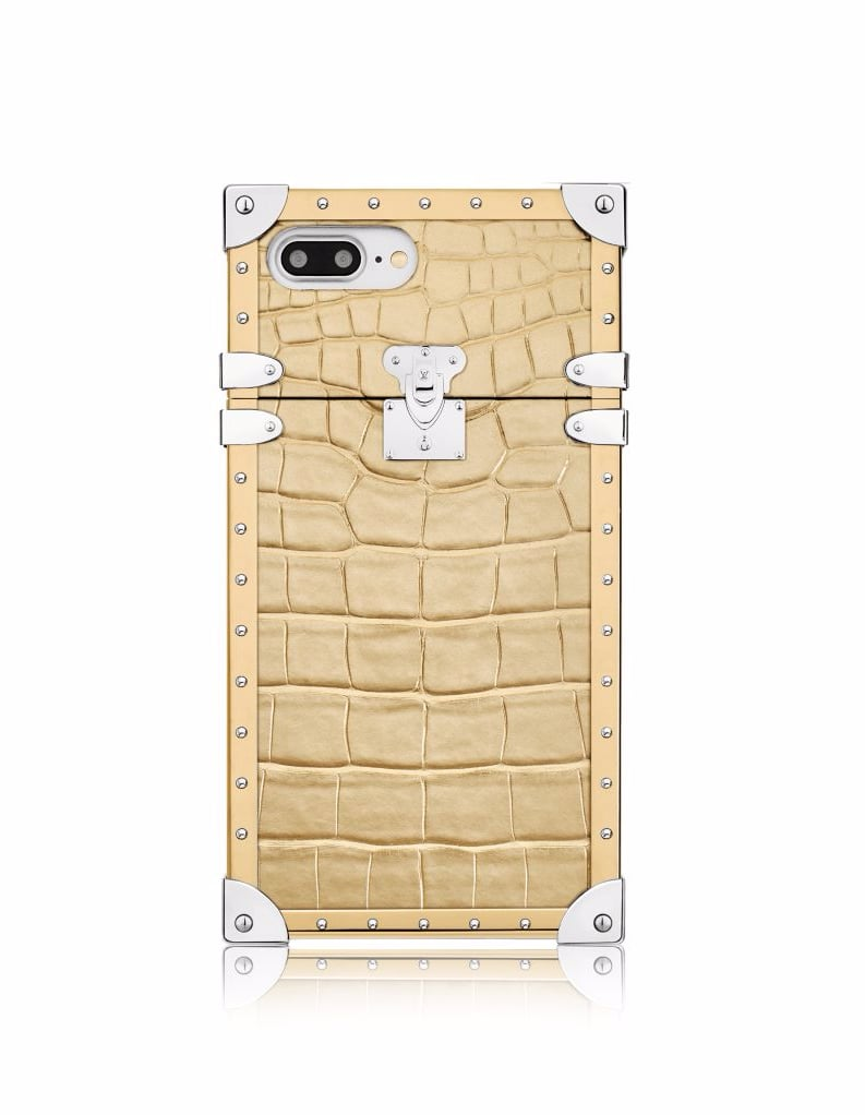 Louis Vuitton Eye-Trunk iPhone Case