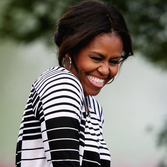 Michelle Obama's Fall Style