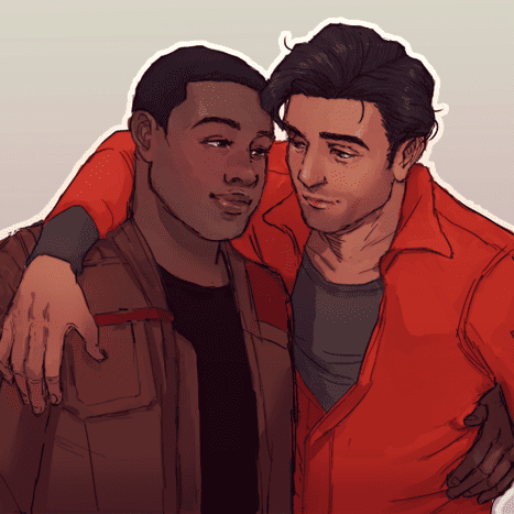 FinnPoe Fan Art
