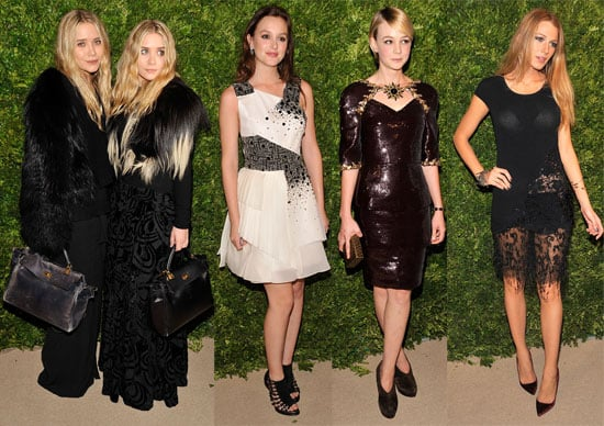 Pictures of Blake Lively, Leighton Meester, Carey Mulligan at the CFDA Awards