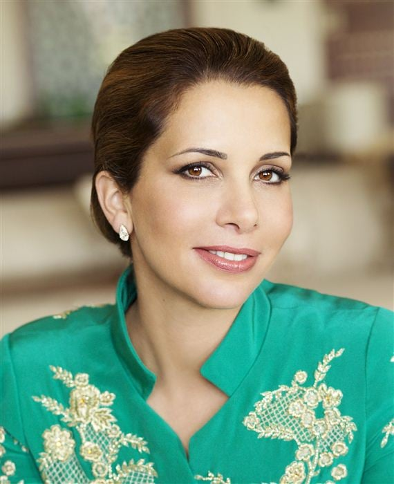 Princess Haya S Open Letter For Mother S Day 2017 Popsugar Middle