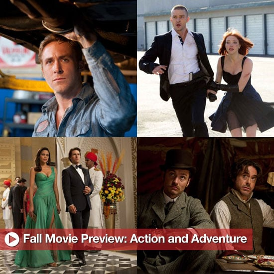 Fall Movie Preview: Action, Adventure, and Thrillers