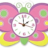Trend Lab Butterfly Wall Clock