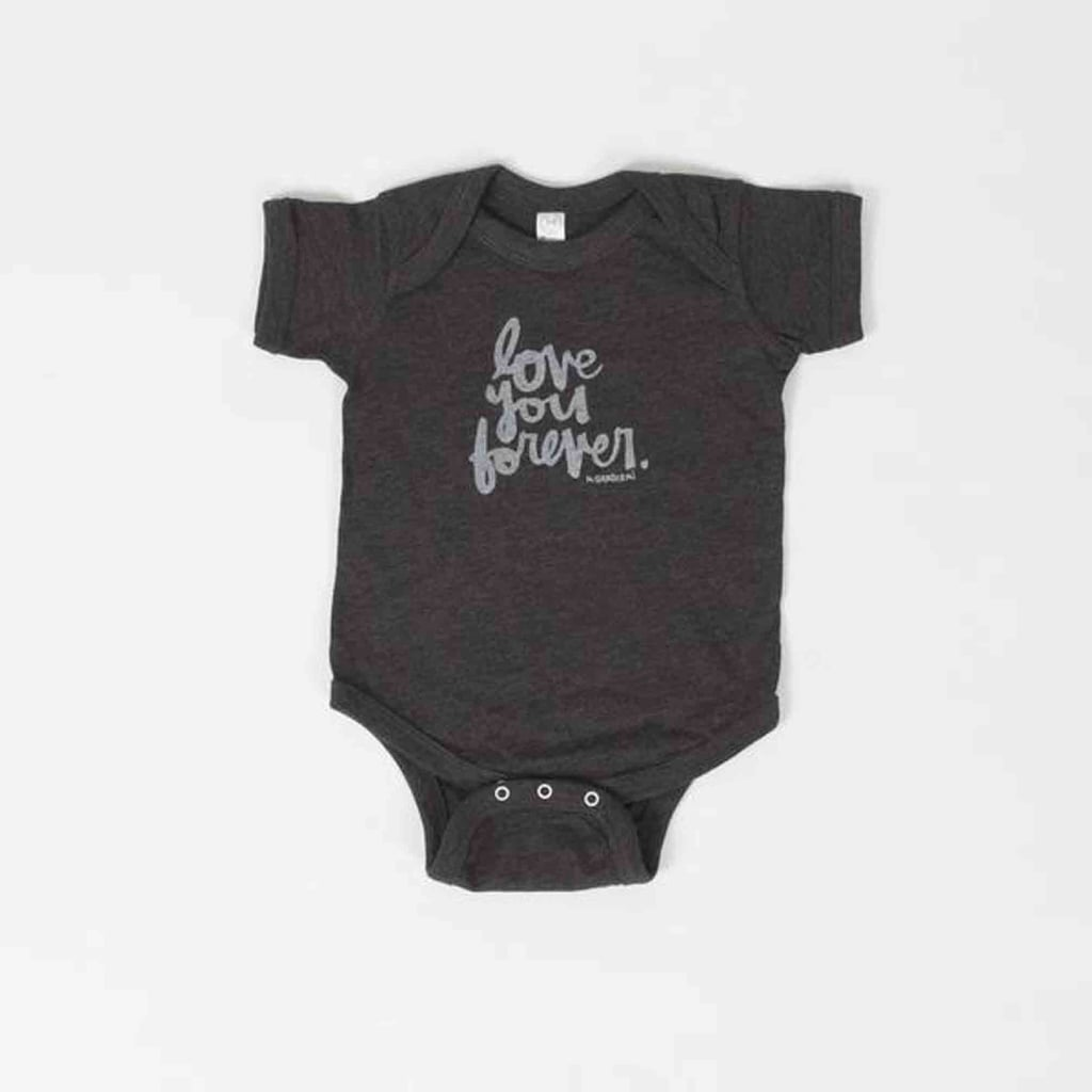 Wonderful Mom Creates Love You Forever Infant Loss Awareness Shirts  IS05