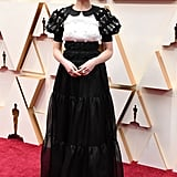 لوسي بوينتون في حفل توزيع جوائز الأوسكار 2020