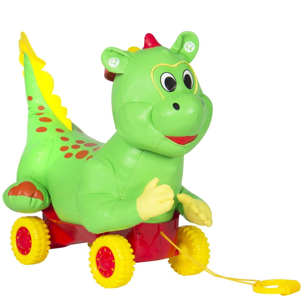 Musical Ride-On Green Dragon