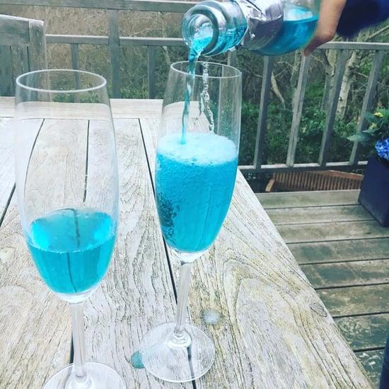 Blue Prosecco