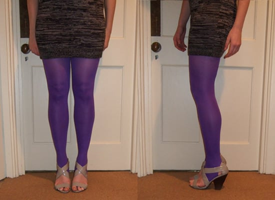 2008 Autumn Trend, Stirrup Tights, Ski Pants, How to Wear Bright Tights