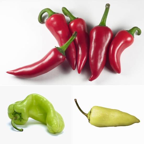 Pepper Types