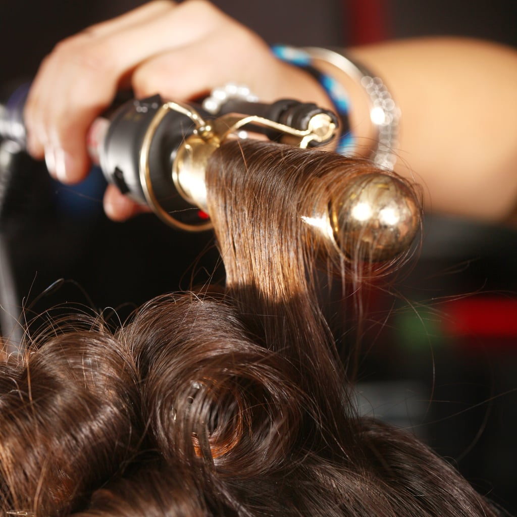 Hair Culprit: You Rely on Hot Tools