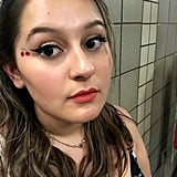 Day 3: Maddy's Signature Eyeliner and Cherry Accent